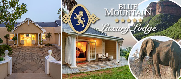 BLUE MOUNTAIN LUXURY LODGE