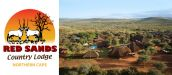 RED SANDS COUNTRY LODGE, KURUMAN (15km)