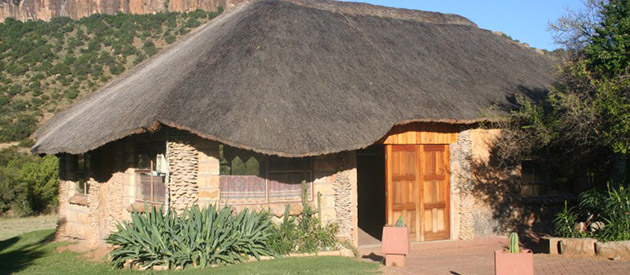 Koranna Getaway - Clocolan accommodation - Free State
