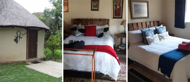 RIETPOORT GAME & GUEST FARM - Trompsburg accommodation - Free State