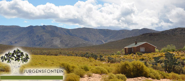 FAIR GAME FARM, CERES KAROO