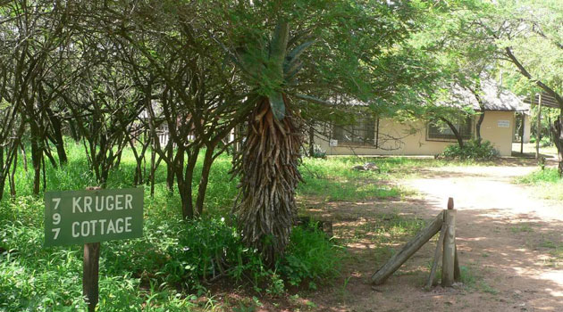 KRUGER COTTAGE, MARLOTH PARK
