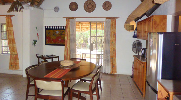 Kruger Cottage - Marloth Park accommodation - Mpumalanga