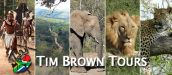 TIM BROWN TOURS, KZN