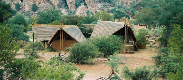 Bush Camps In South Africa